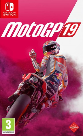 MotoGP 19 Switch Cover