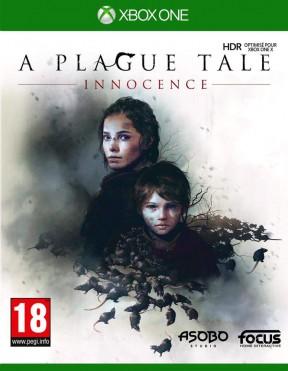 A Plague Tale: Innocence Xbox One Cover