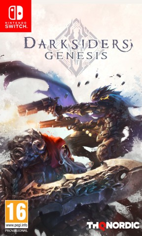 Darksiders Genesis Switch Cover