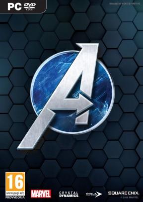 Marvel's Avengers PC Cover