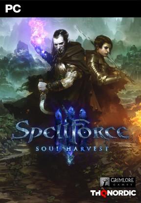 Spellforce 3: Soul Harvest PC Cover