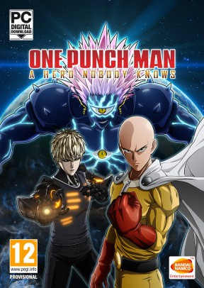 One Punch Man: A Hero Nobody Knows PC Cover