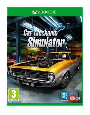 Car Mechanic Simulator Xbox One Cover