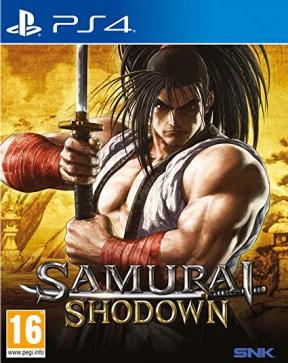 Samurai Shodown PS4 Cover