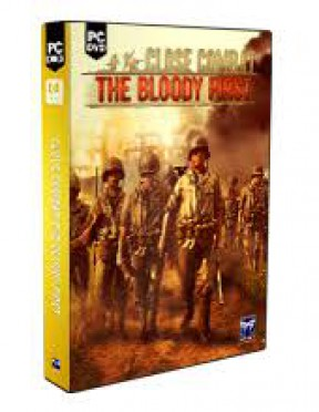 Close Combat: The Bloody First PC Cover
