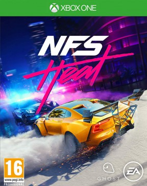 Need for Speed Heat Xbox One Cover