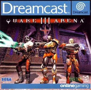 Copertina Quake III Arena - Dreamcast