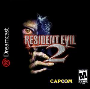 Copertina Resident Evil 2 - Dreamcast