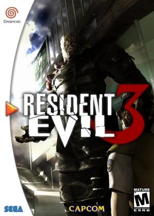 Copertina Resident Evil 3: Nemesis - Dreamcast