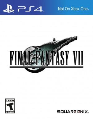 Copertina Final Fantasy VII - PS4