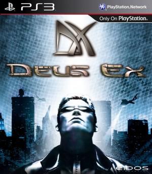 Copertina Deus Ex - PS3