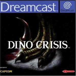 Copertina Dino Crisis - Dreamcast