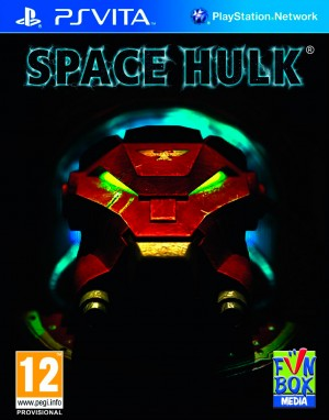 Copertina Space Hulk - PS Vita
