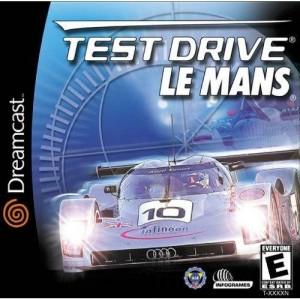 Copertina Test Drive Le Mans - Dreamcast