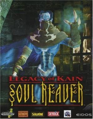 Copertina Legacy of Kain: Soul Reaver - PC