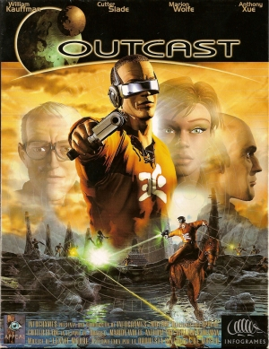 Copertina Outcast - PC