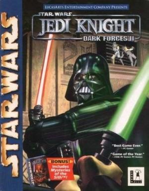 Copertina Star Wars Jedi Knight: Dark Forces II - PC