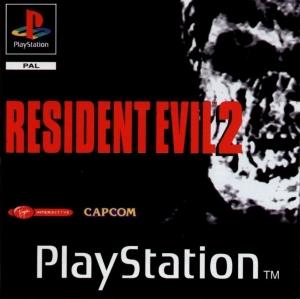 Copertina Resident Evil 2 - PSOne