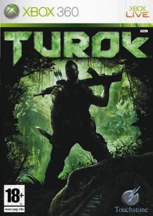 Copertina Turok - Xbox 360