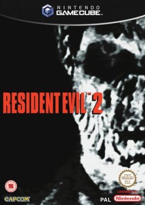 Copertina Resident Evil 2 - GameCube