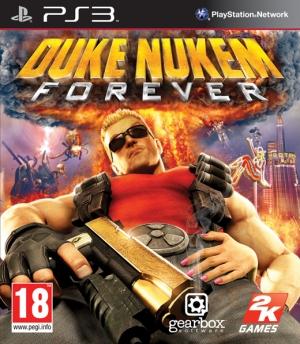 Copertina Duke Nukem Forever - PS3