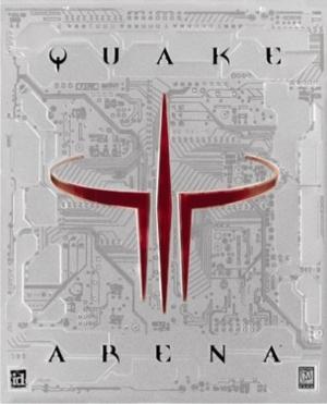 Copertina Quake III Arena - MAC