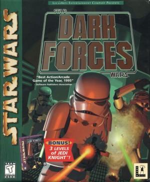 Copertina Star Wars: Dark Forces - PC