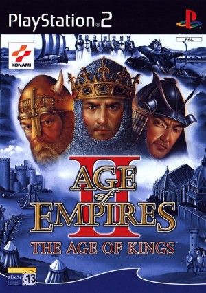 Copertina Age of Empires II: The Age of Kings - PS2