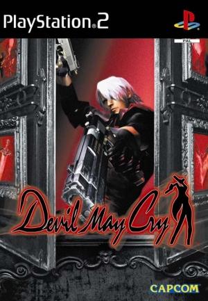 Copertina Devil May Cry - PS2