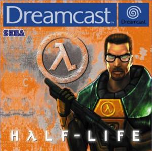 Copertina Half-Life - Dreamcast