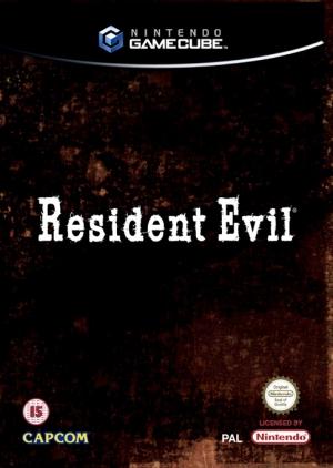 Copertina Resident Evil - GameCube