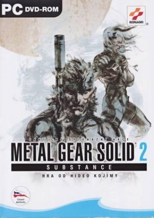 Copertina Metal Gear Solid 2: Substance - PC