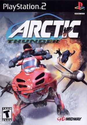 Copertina Arctic Thunder - PS2