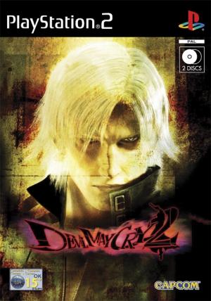 Copertina Devil May Cry 2 - PS2