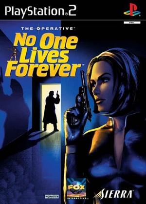 Copertina The Operative: No One Lives Forever - PS2