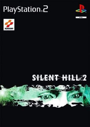 Copertina Silent Hill 2 - PS2