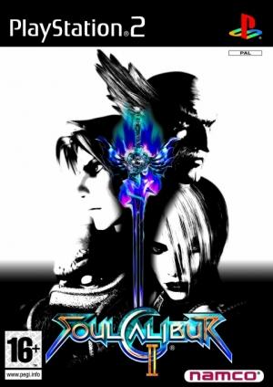 Copertina Soul Calibur II - PS2