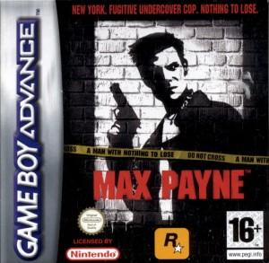 Copertina Max Payne - Game Boy