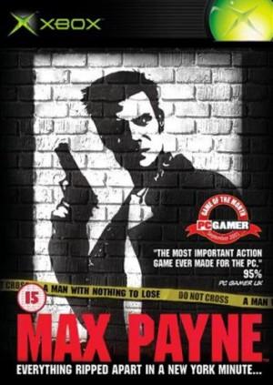 Copertina Max Payne - Xbox