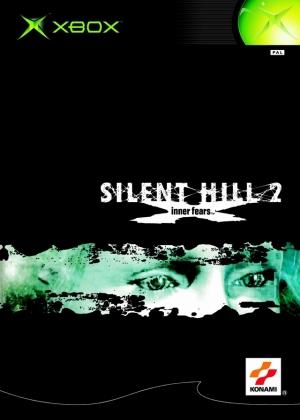 Copertina Silent Hill 2 - Xbox