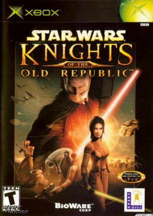 Copertina Star Wars: Knights of the Old Republic - Xbox