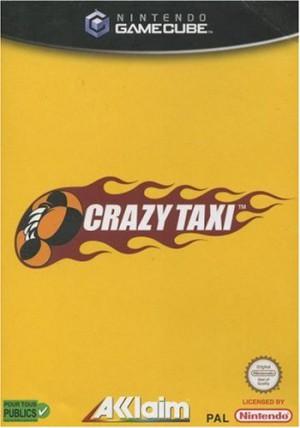 Copertina Crazy Taxi - GameCube