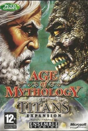 Copertina Age of Mythology: The Titans - PC