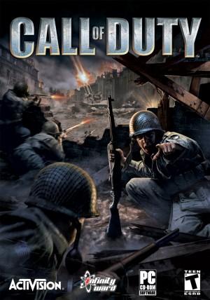 Copertina Call of Duty - PC