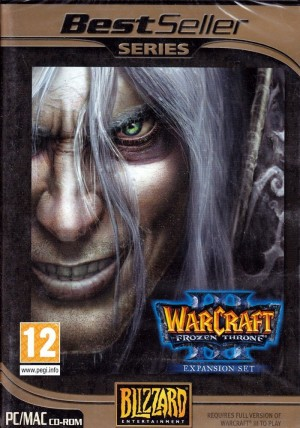 Copertina Warcraft 3: Frozen Throne - PC