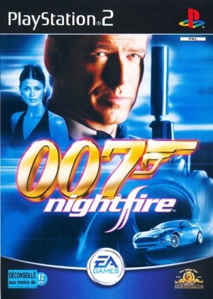Copertina 007: Nightfire - PS2