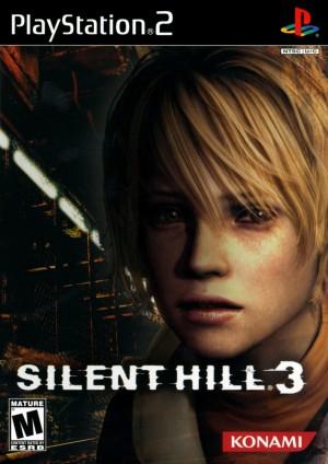 Copertina Silent Hill 3 - PS2