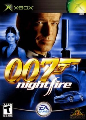 Copertina 007: Nightfire - Xbox