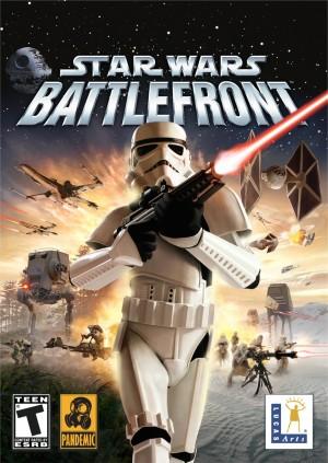 Copertina Star Wars: Battlefront (2004) - PC