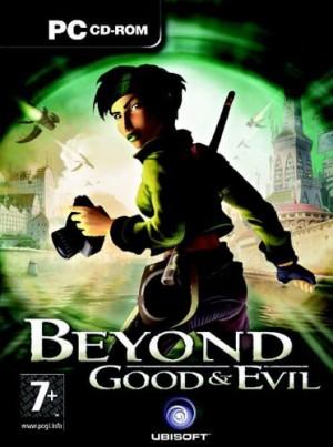 Copertina Beyond Good & Evil - PC
